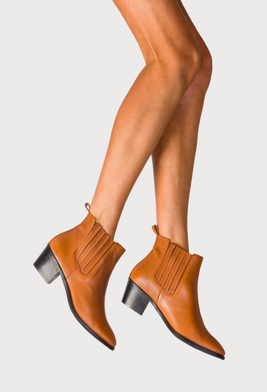stylish boots for women with bunions wide fit tan leather