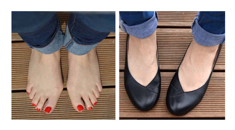 calla collection of beautiful shoes for bunions by suzy turner