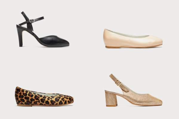the most comfortable flats for bunions