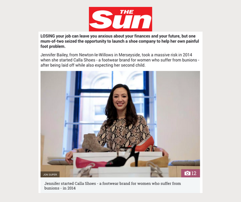 the sun features calla shoes for bunions