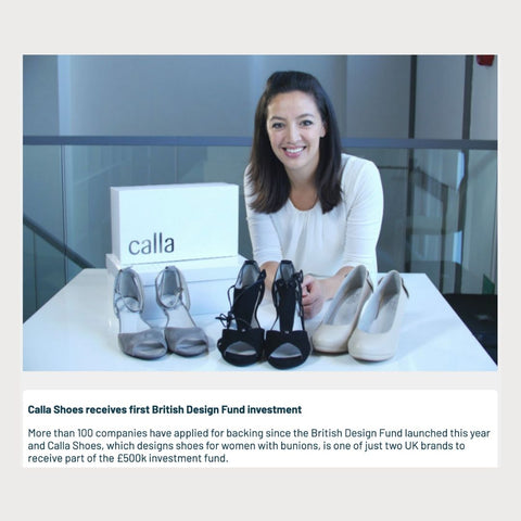 UMi article on Calla Shoes