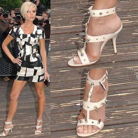 celebrities with bunions victoria beckham feet