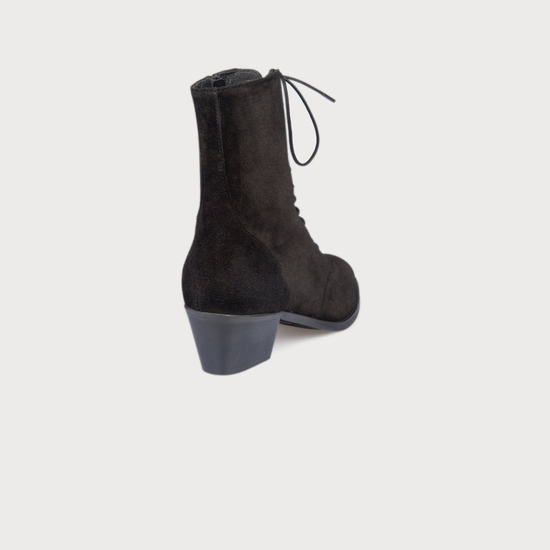 black shoes bunions comfortable stylish suede boots