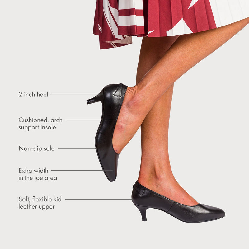 calla ava heels features explainer