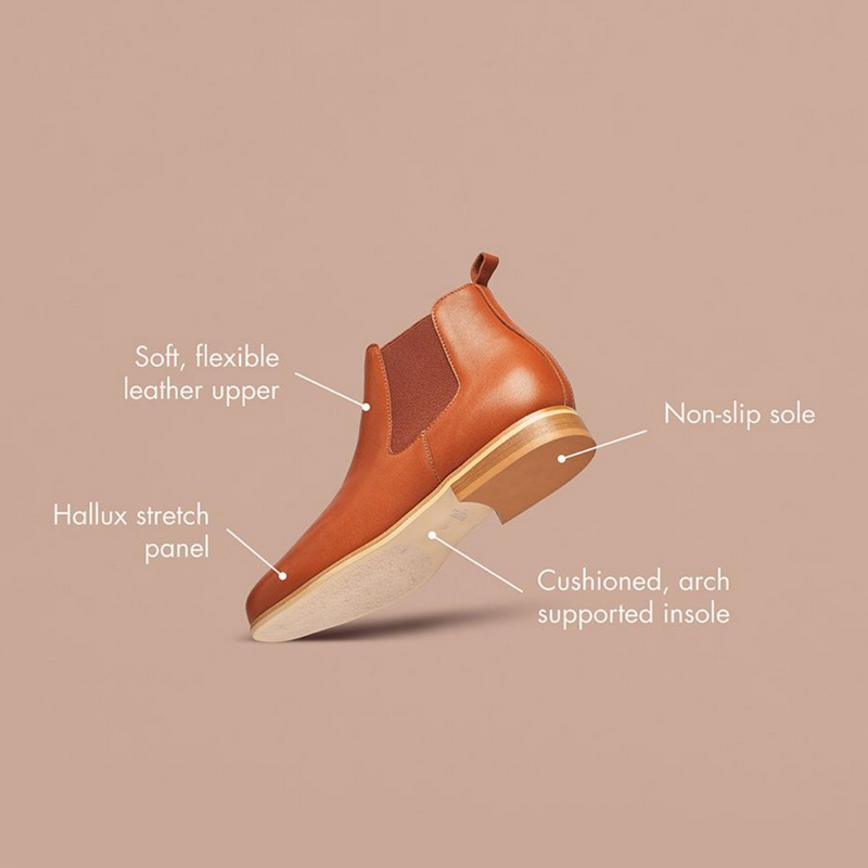features of chloe chelsea boot