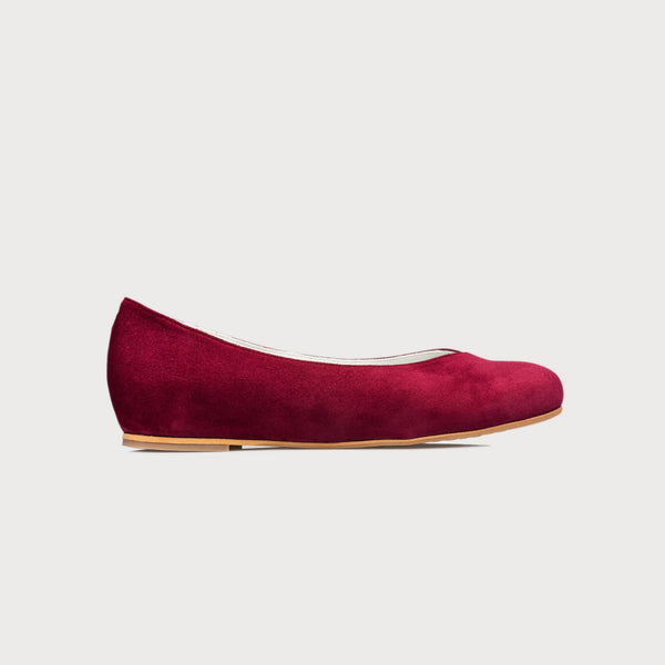 suede flats shoes bunions wide feet comfort