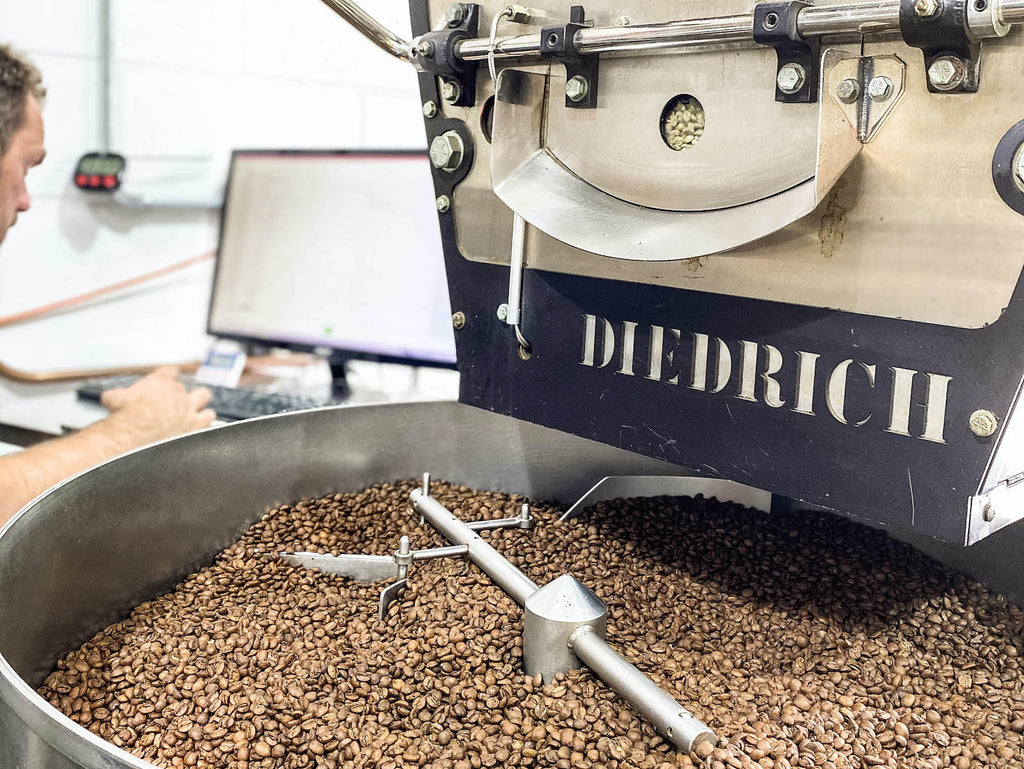 Specialty coffee vs. commodity coffee