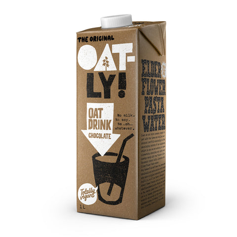 Oatly Chocolate Oat Milk
