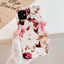 Load image into Gallery viewer, Floral Art iPhone Case - iPhone 6 to 11 Pro Max