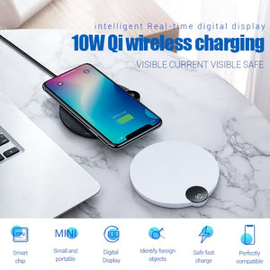 Ultra Smart Wireless Charger