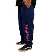 Kyma Sweatpants Blue - Kyma Surflife