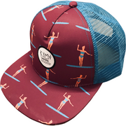 Kyma Longboard Girl Trucker Hat