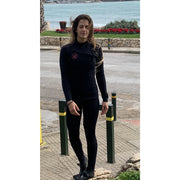 Kyma Fast Dry 4/3 Thermal Chest Zip - Women Wetsuit