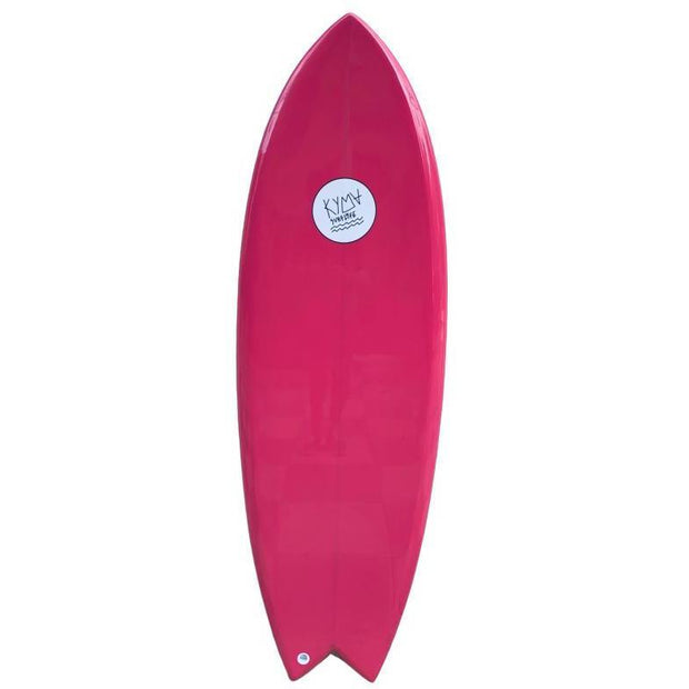 Kyma The Sexy Beast 5'5 - Kyma Surflife