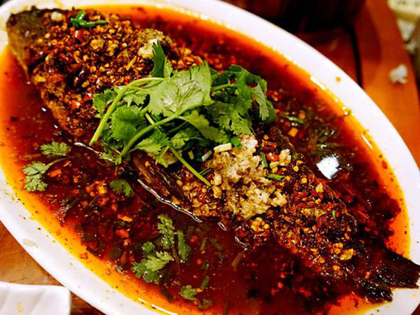Whole Fish in Spicy Bean Sauce Recipes