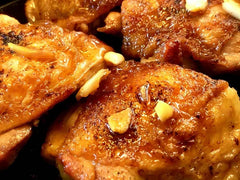 Honey-Garlic Chicken