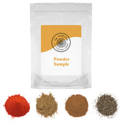 Powder sample