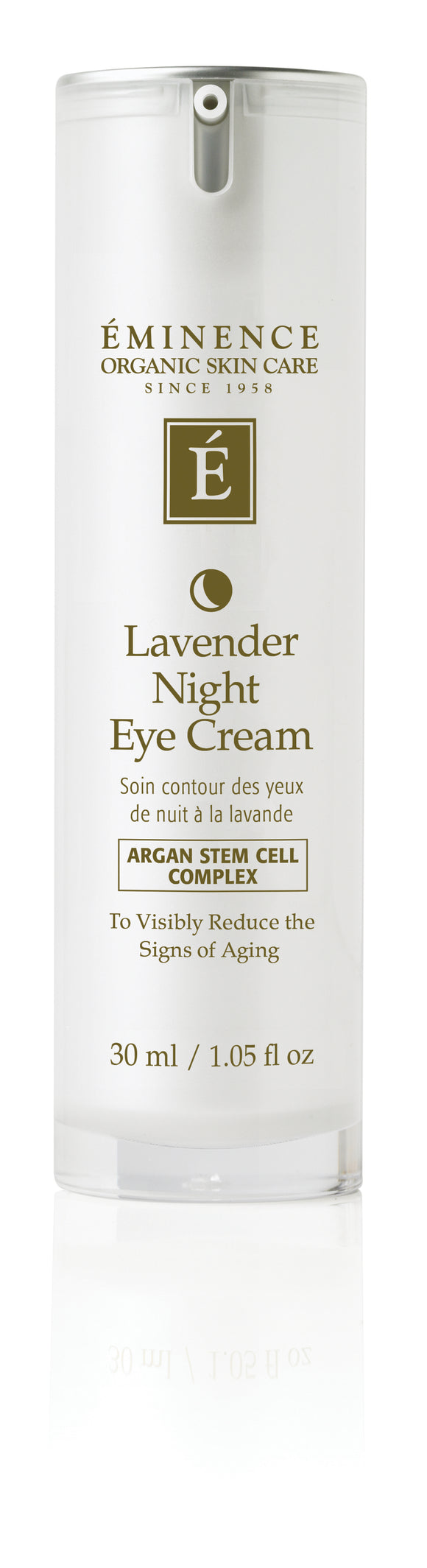 Eminence Organics Age Lavender Corrective Night Eye Cream