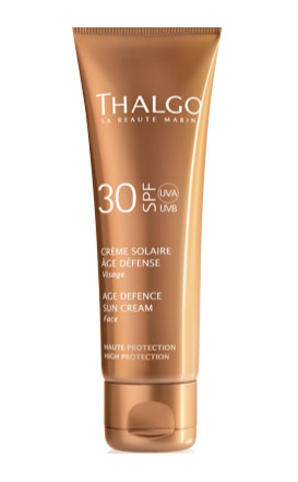 Thalgo 30 SPF Age Defence Sunscreen Cream