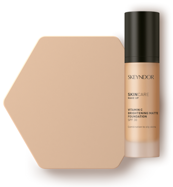 Skeyndor Vitamin C Brightening Matte Foundation Colour 01