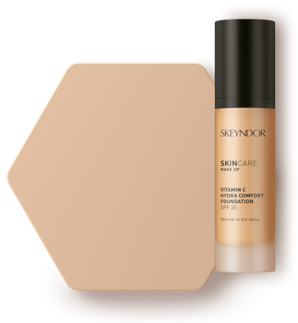 Skeyndor Hydra Comfort Vitamin C Foundation Colour 04