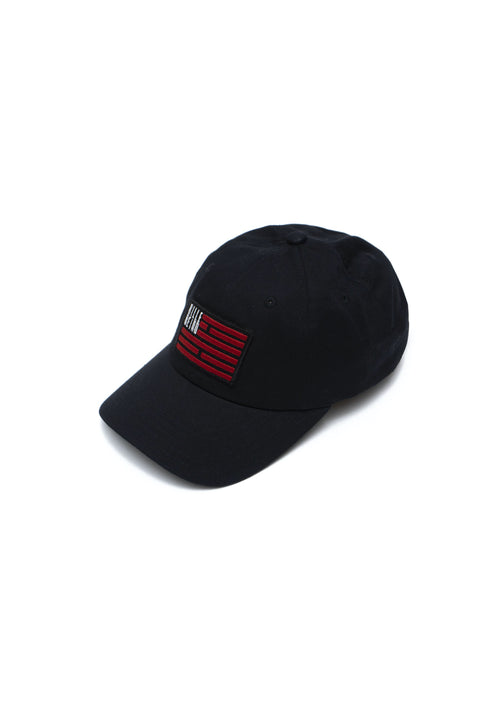 Curved Flag Cap