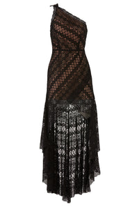 Rylee Lace Toga Dress