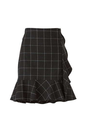 Mac Ruffle Skirt