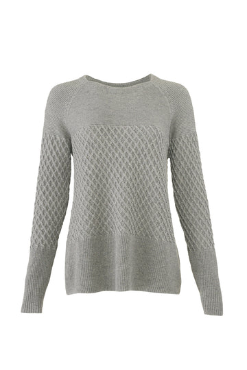 Grey Marle Jaffle Sweater