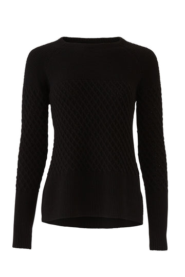 Black Jaffle Sweater