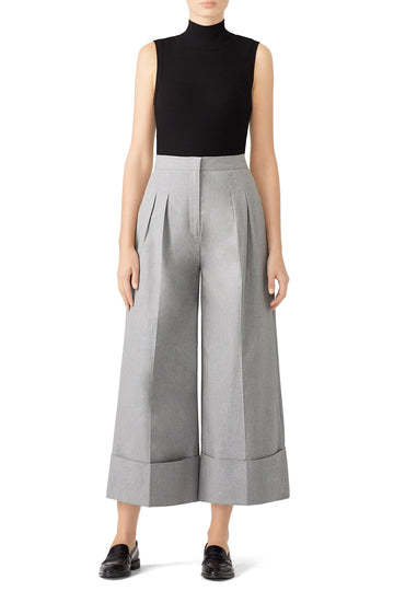 Freida Wide Leg Trousers