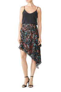 Blink Asymmetric Skirt