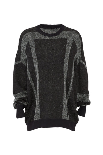 Dock Lurex Sweater