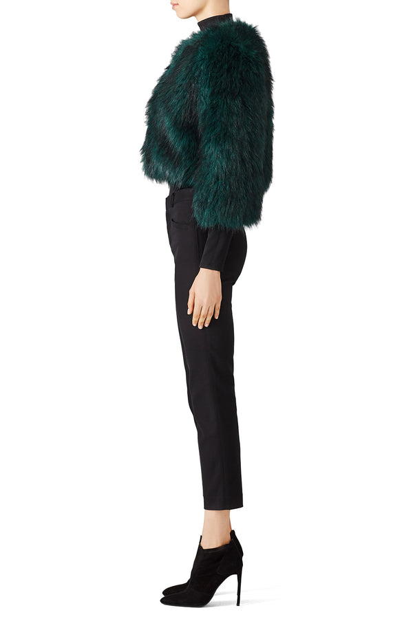 Wesley Faux Fur Jacket