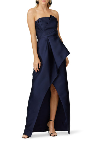 Blue Whitney Gown