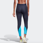 ALPHASKIN TEAM Color Block Long Tights