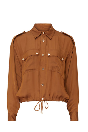 Lia Button Down Shirt