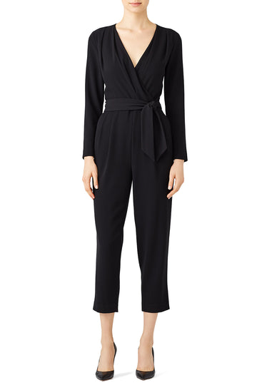 Black Amanda Jumpsuit