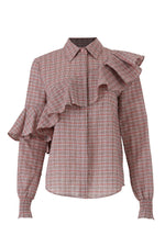 Collegiate Check Shirt