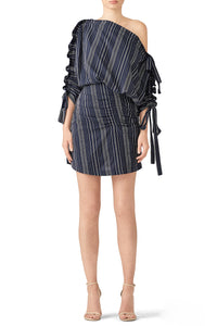 Striped Sabra Dress