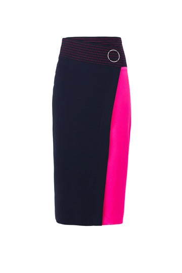 Colorblock Samra Skirt