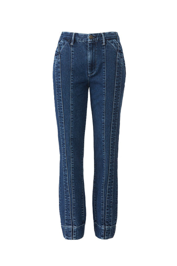 3x1 x Jason Wu Denim Trousers