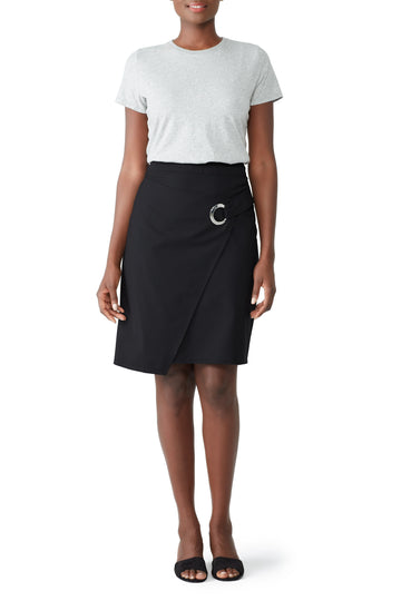 Laurene Grommet Skirt