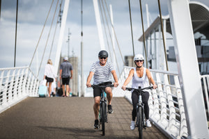 Everything you need to know about staying fit on an e-bike