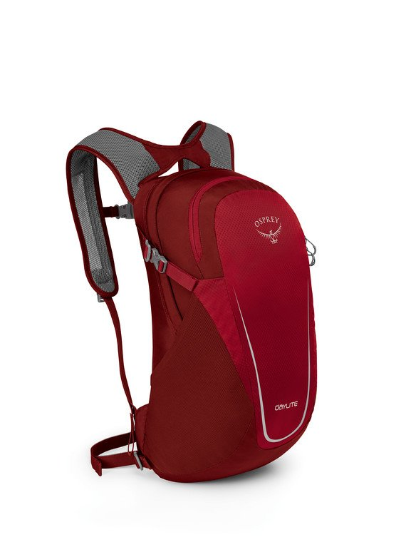 red osprey backpack. bikesale