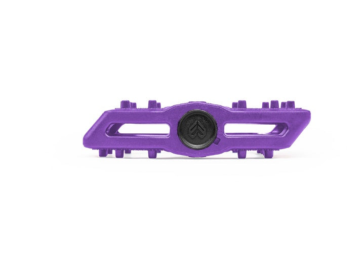 Eclat PC Slash Pedals purple 9/16""