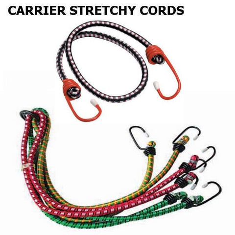 Luggage Elastics with Hooks