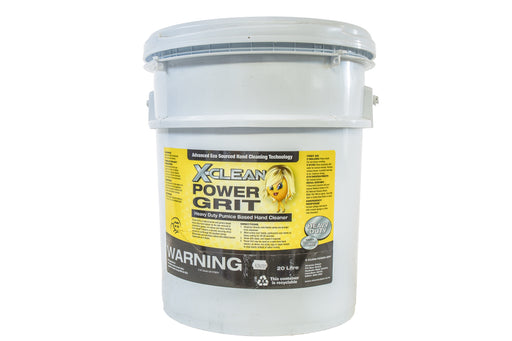 X Clean - Power Grit - GRITTY HAND CLEANER (2 SIZES)
