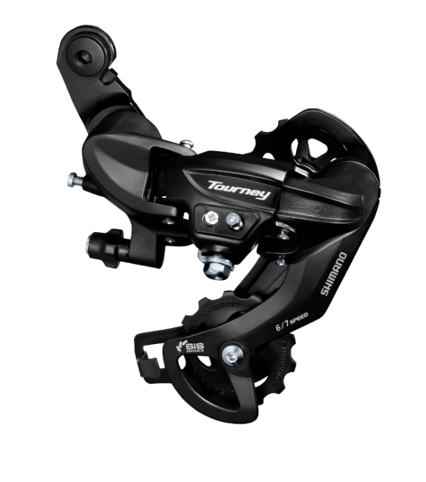 SHIMANO TOURNEY TY Long Cage Rear Derailleur 6/7-speed