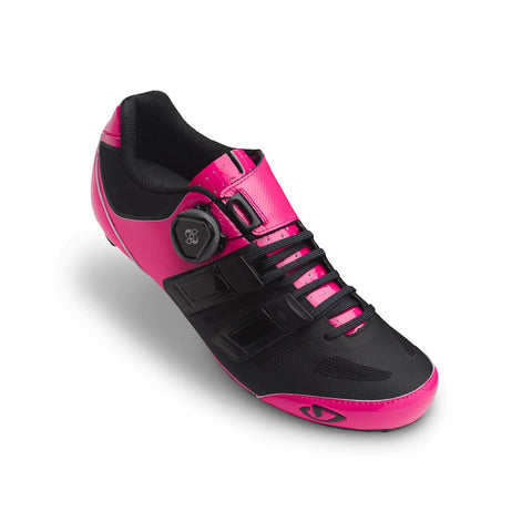 Giro Raes™ Techlace Road Shoe - Pink